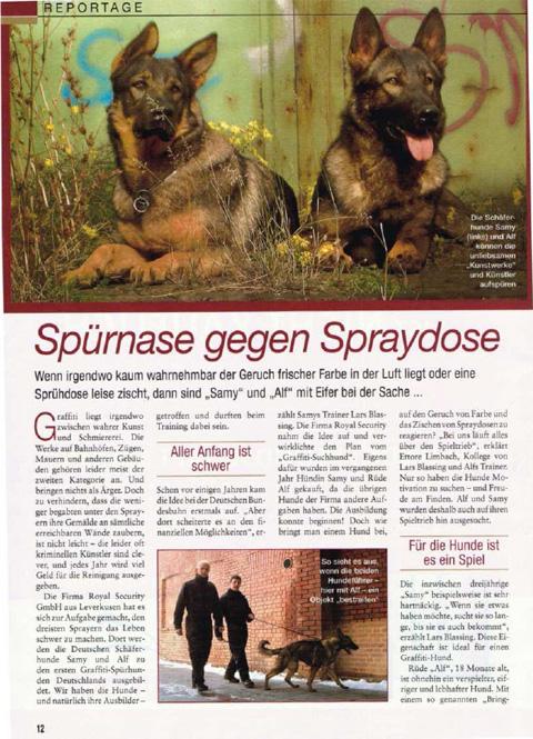 graff doggys